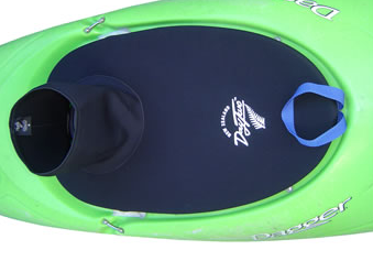 a spraydeck suitable for most multisport kayaks